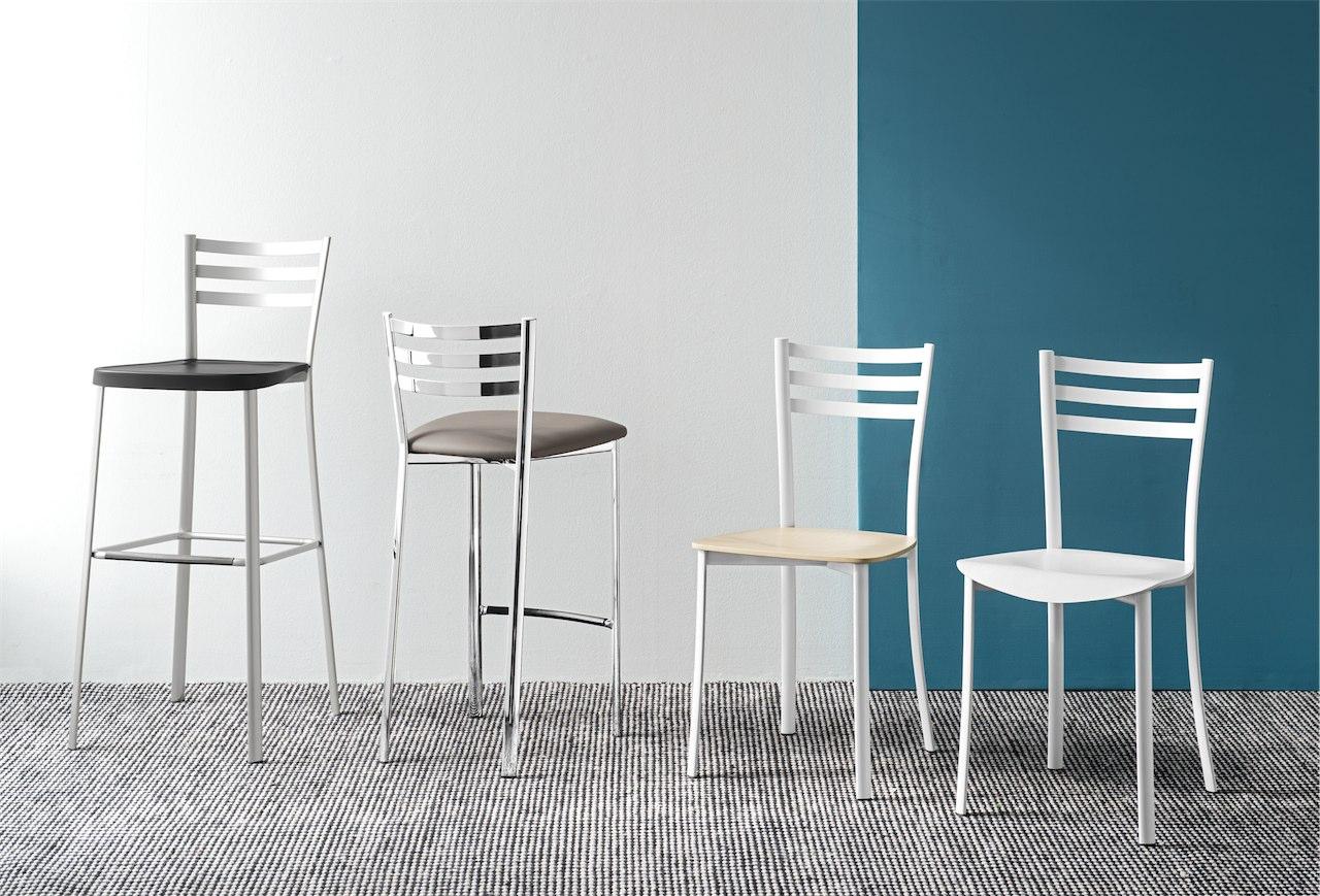 Sedia ace connubia by calligaris linea tavoli e sedie for Connubia sedie