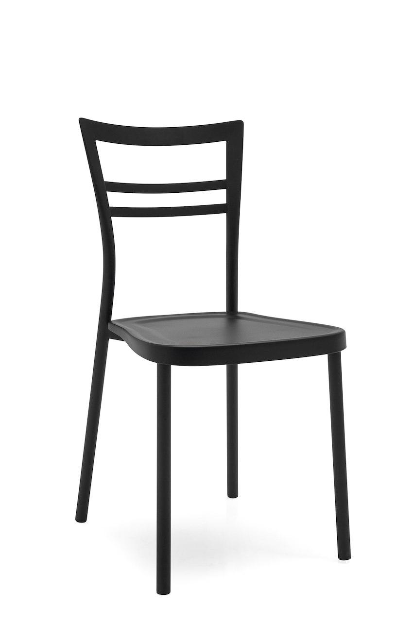 Sedia Go! Connubia by Calligaris - linea tavoli e sedie
