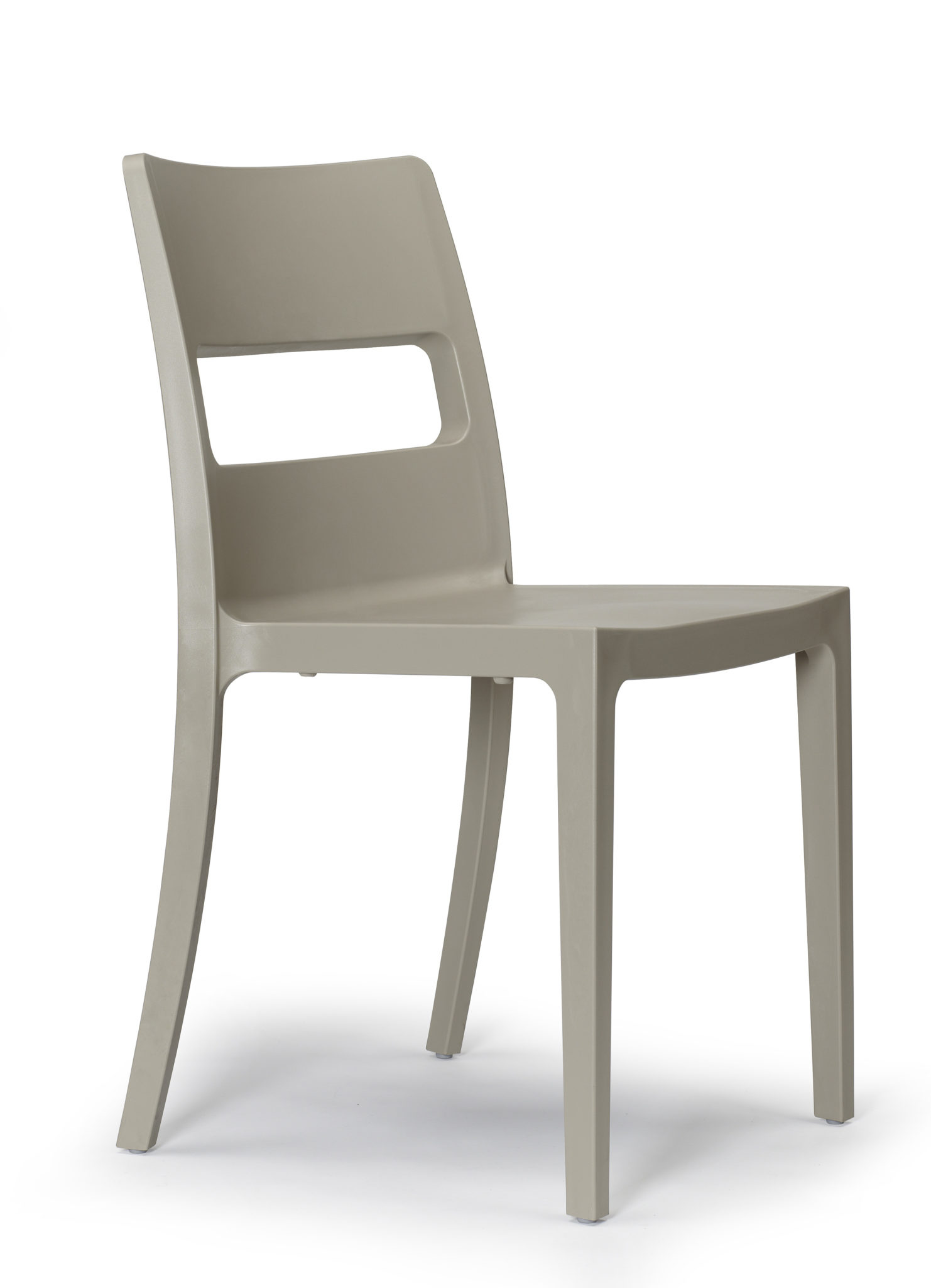 Sedia sai scab design linea tavoli e sedie for Sedie design tortora