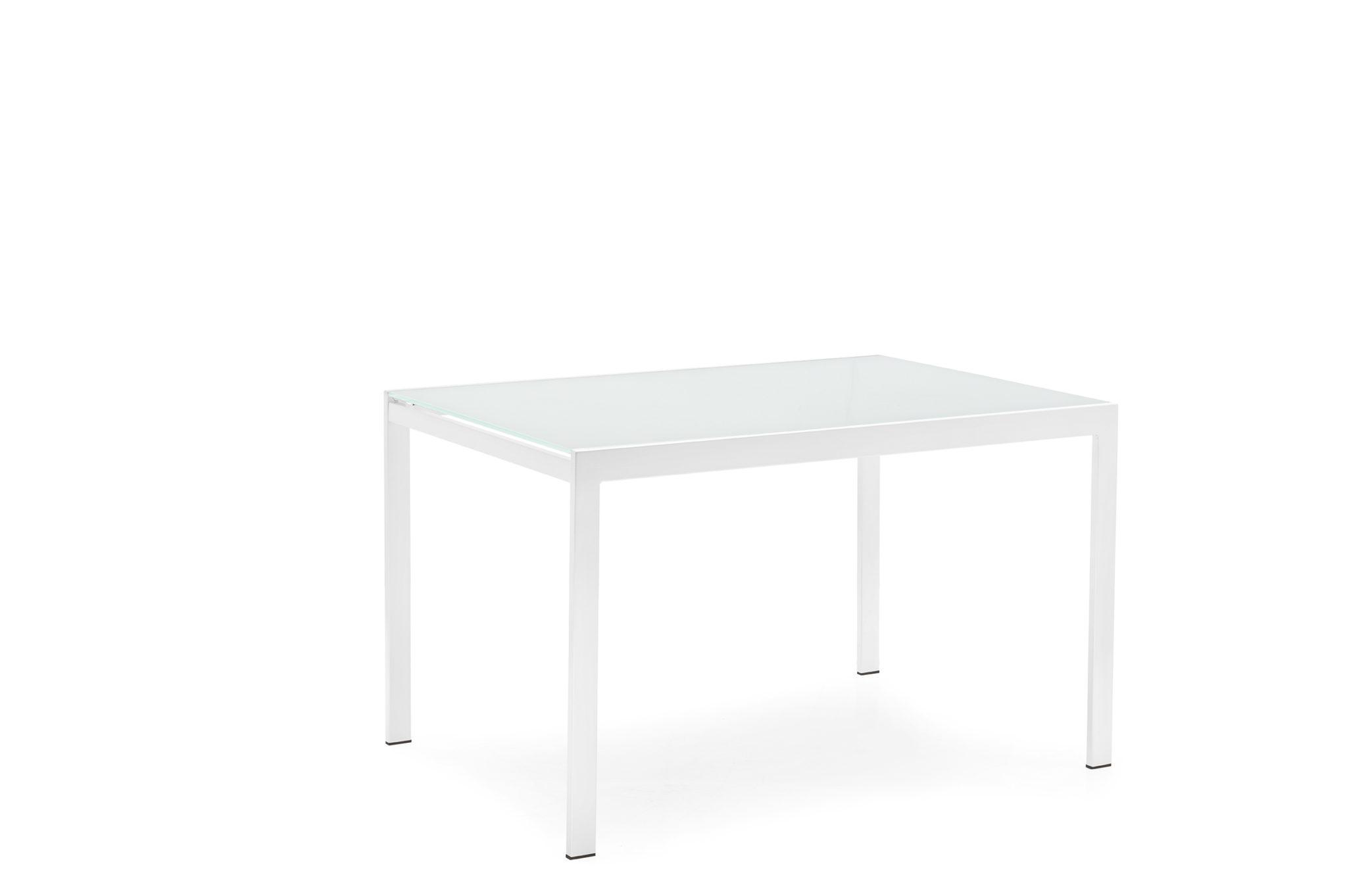 Tavolo Aladino 110 vetro Connubia by Calligaris - linea tavoli e sedie