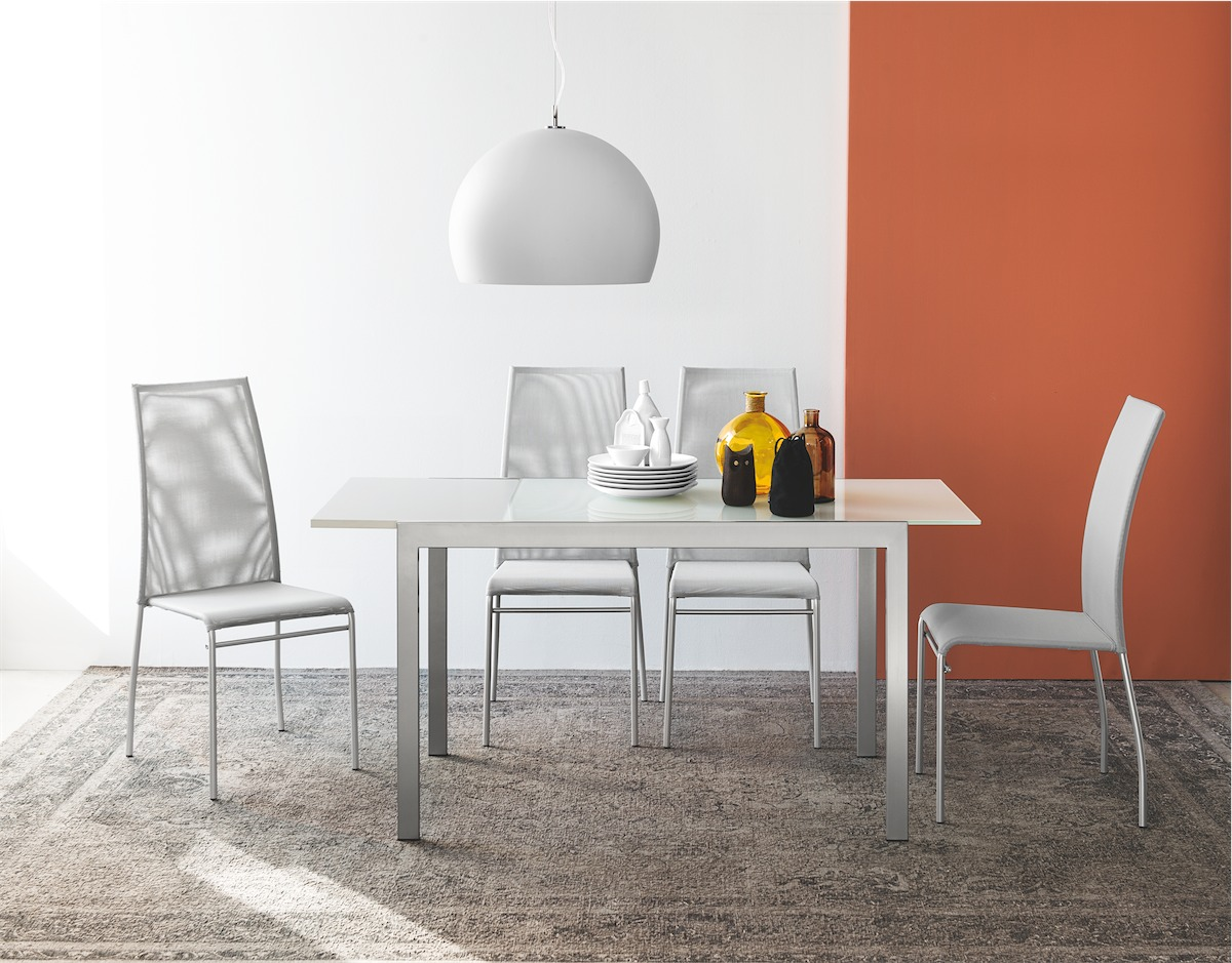 Sedia wave connubia by calligaris linea tavoli e sedie for Catalogo calligaris