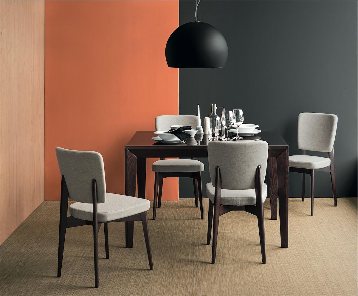 Tavolo abaco v connubia by calligaris linea tavoli e sedie for Tavoli e sedie calligaris