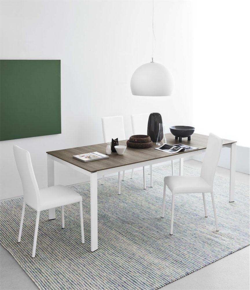 Sedia garda connubia by calligaris linea tavoli e sedie for Prodotti calligaris