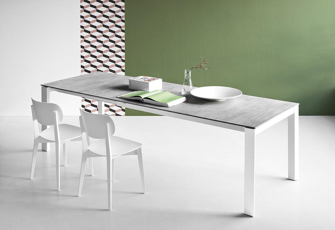Sedia robinson connubia by calligaris linea tavoli e sedie for Tavoli e sedie calligaris prezzi