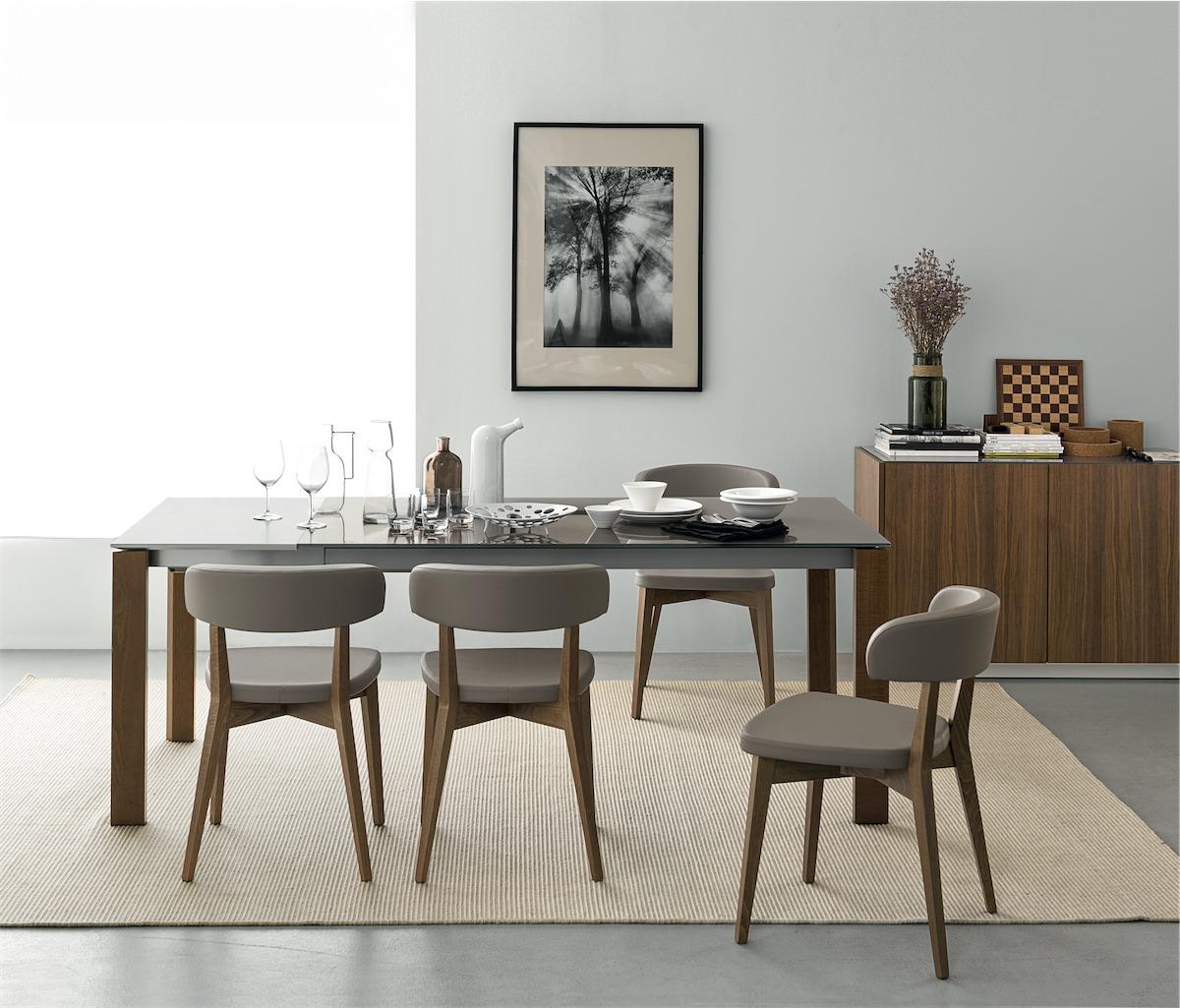 Sedia siren connubia by calligaris linea tavoli e sedie for Calligaris sgabelli