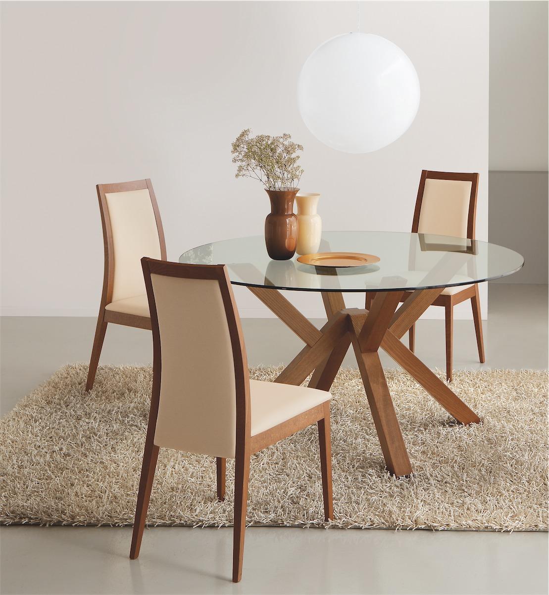 Sedia Cortina Connubia by Calligaris - linea tavoli e sedie