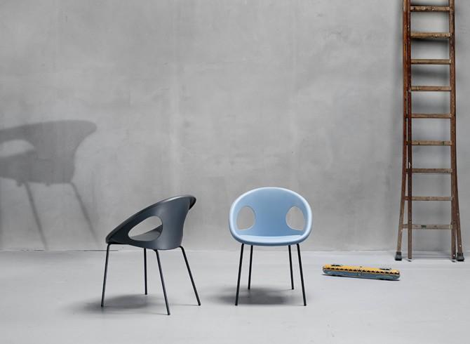 Poltrona drop scab design linea tavoli e sedie for Sedie scab vendita online