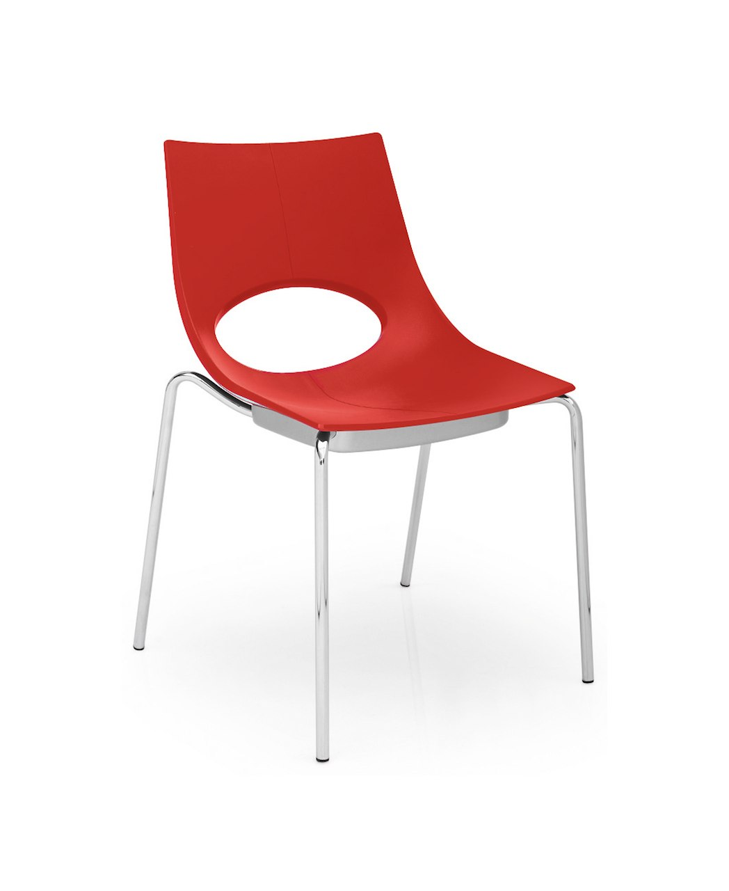 Sedia congress impilabile connubia by calligaris linea for Catalogo sedie