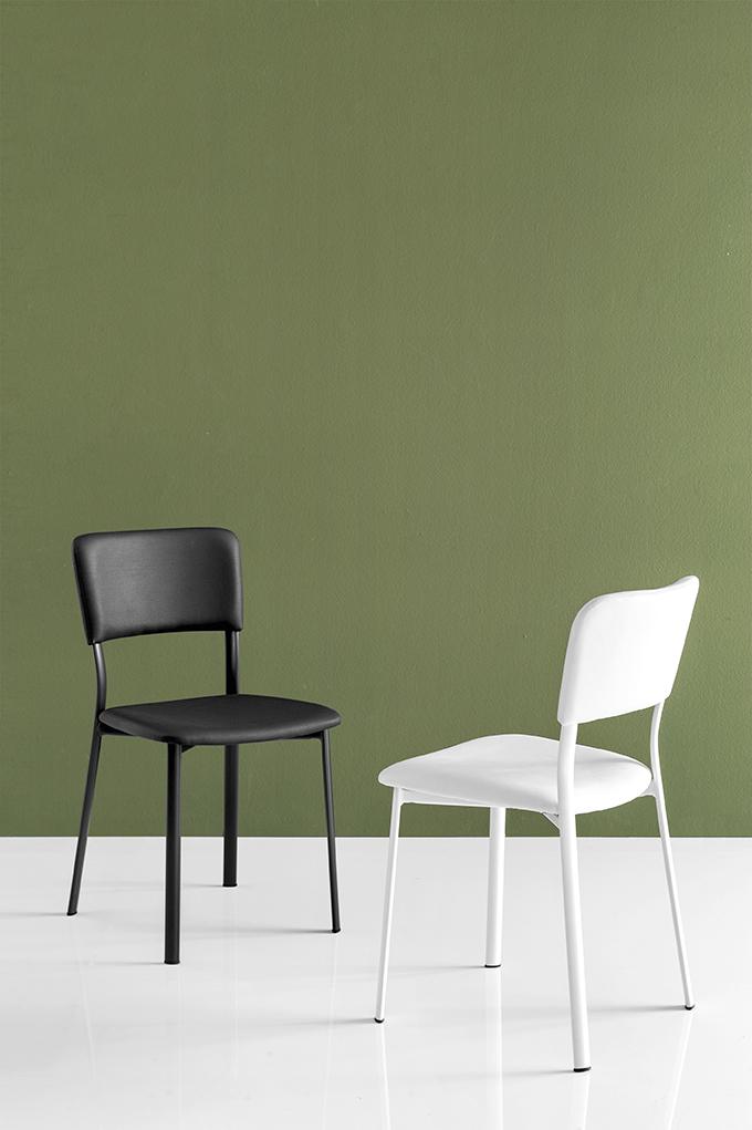 Sedia ace soft connubia by calligaris linea tavoli e sedie for Prodotti calligaris