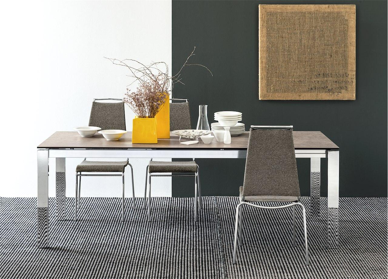 Sedia Air High Connubia by Calligaris - linea tavoli e sedie