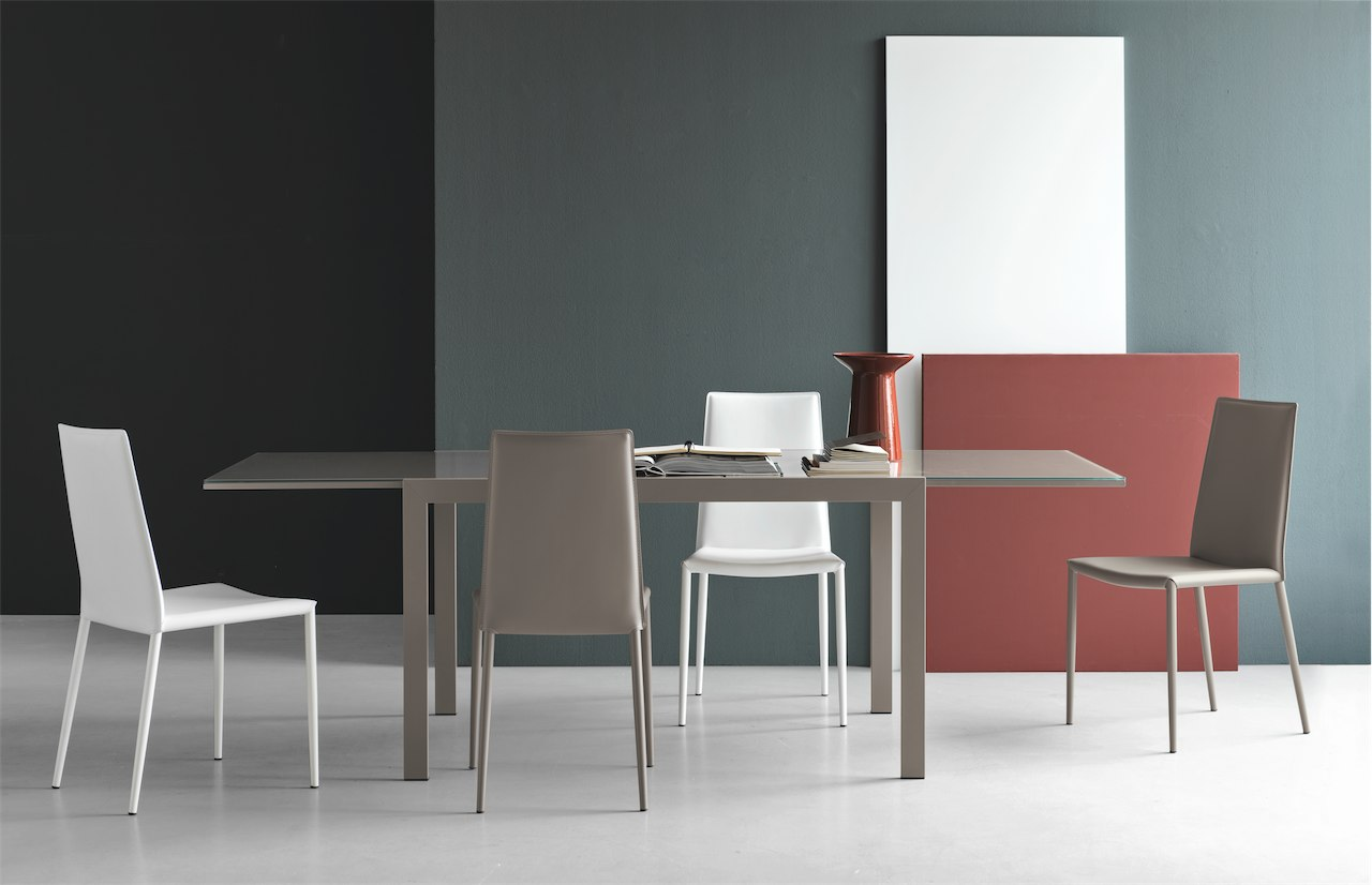 Sedia boheme connubia by calligaris linea tavoli e sedie for Catalogo calligaris