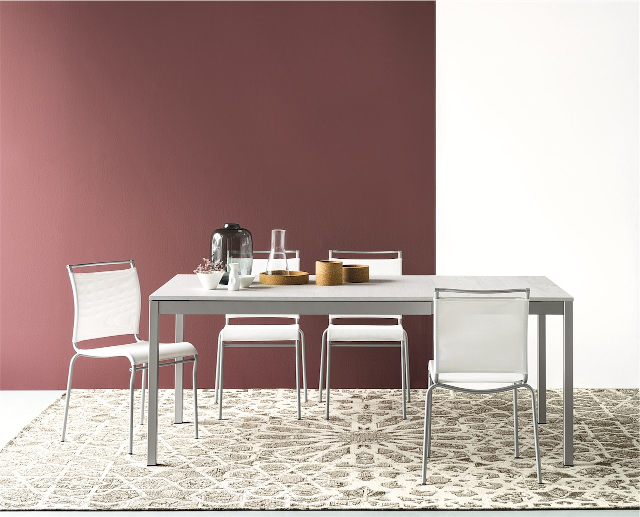 Sedia air connubia by calligaris linea tavoli e sedie
