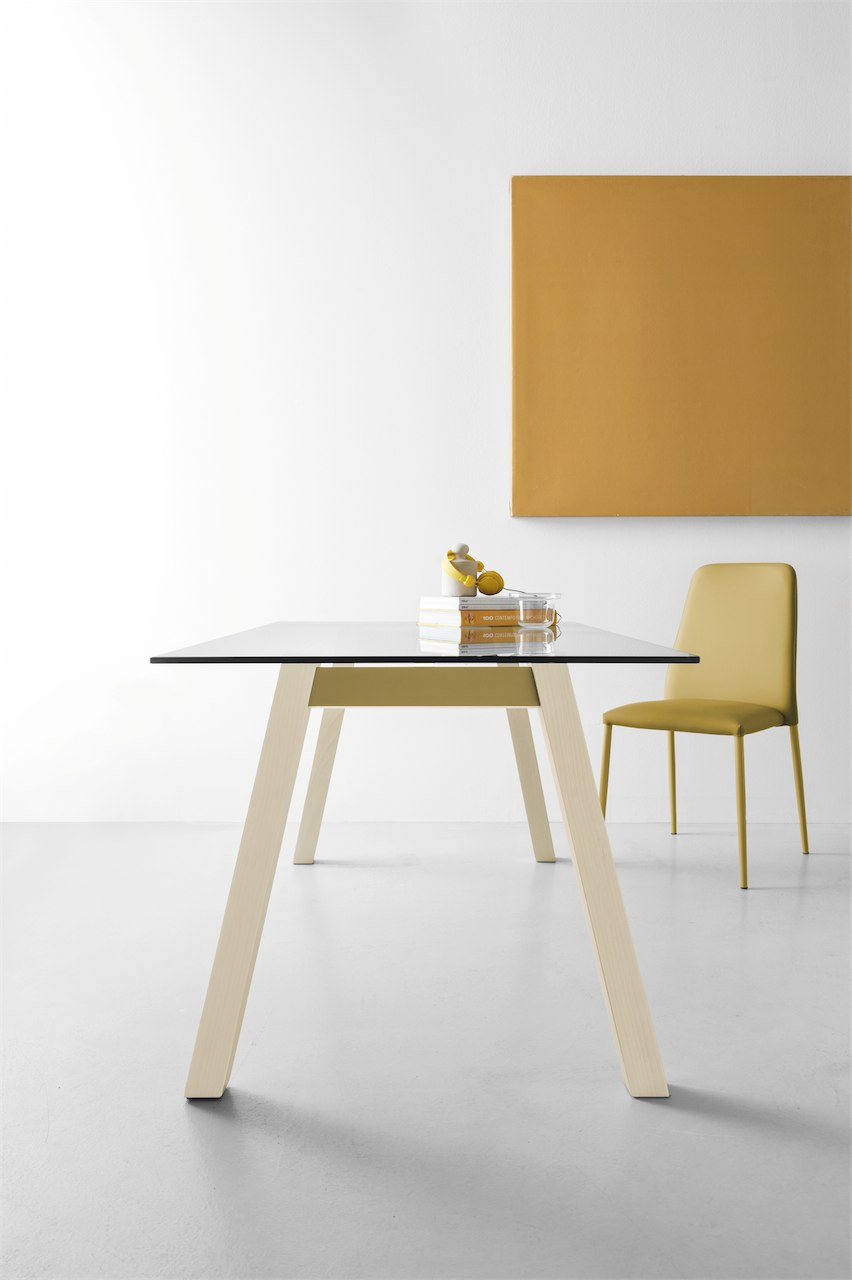 T table 180 connubia by calligaris linea tavoli e sedie for T table for 99