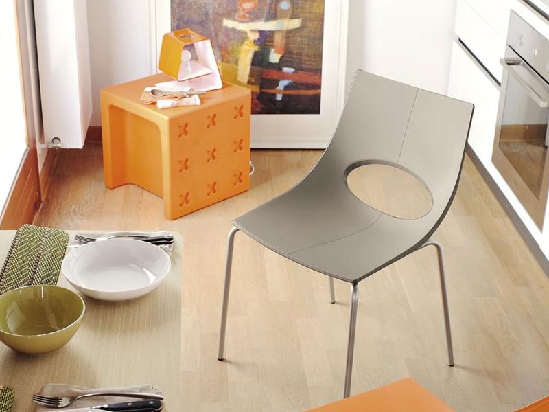 Sedia congress connubia by calligaris linea tavoli e sedie