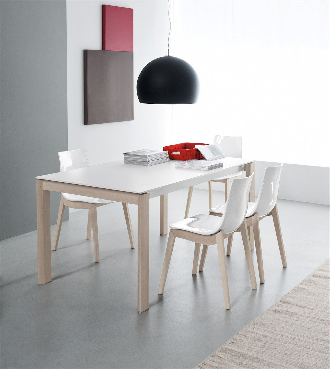 Sedia Led W CB/1507 Connubia By Calligaris